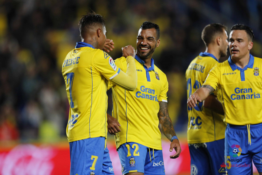 លទ្ធផលរូបភាពសម្រាប់ Las Palmas team 2017