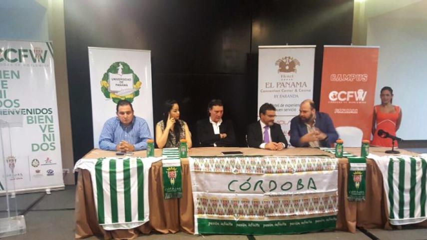 El Córdoba CF celebra varios Campus en Panamá City, Chitré y Chiriquí