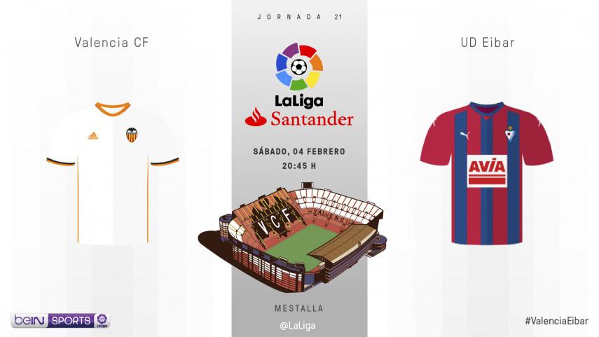 Mestalla vive un duelo entre equipos con ganas de seguir creciendo
