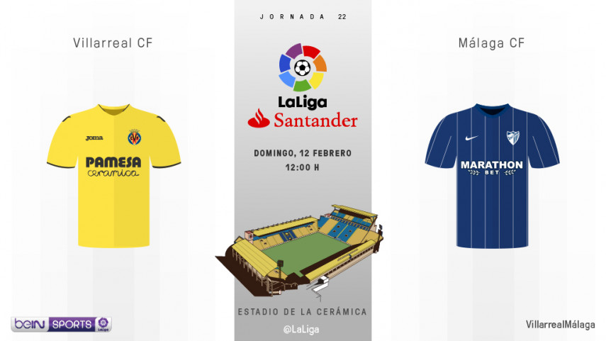 Villarreal-Málaga, un partido con sabor especial para Romero