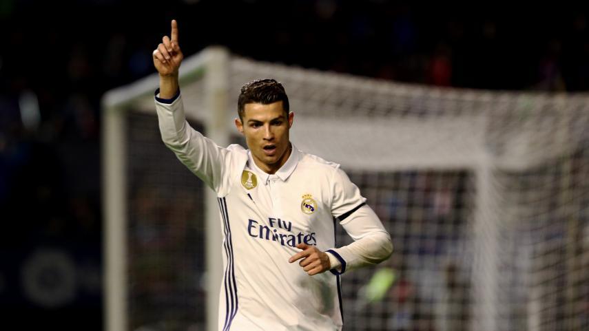 Los mejores momentos de Cristiano Ronaldo en LaLiga Santander