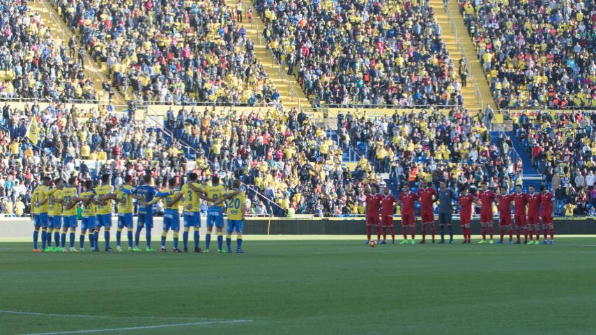 Minuto de silencio en memoria de las víctimas Barcelona y Cambrils
