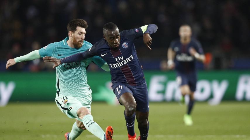 El PSG se impone al FC Barcelona en París