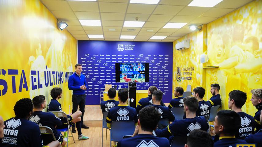 UD Almería, AD Alcorcón, CA Osasuna y Córdoba CF acogen los talleres de integridad de LaLiga