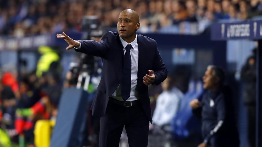 Marcelo Romero deja el banquillo del Málaga CF