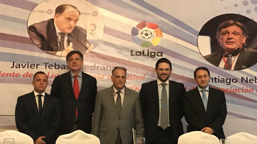 LaLiga, ejemplo de buena gestión en Guatemala