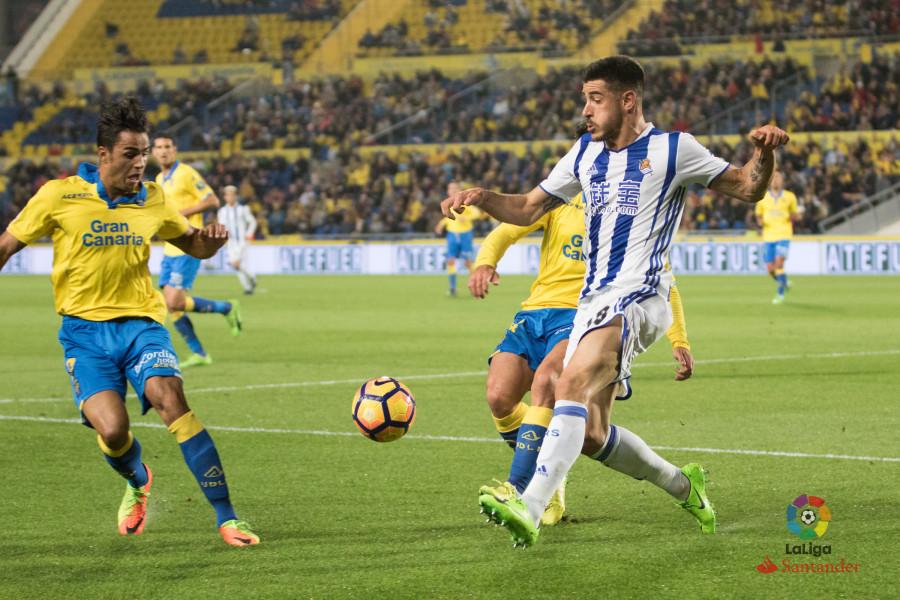 Cuarta derrota consecutiva de Las Palmas
