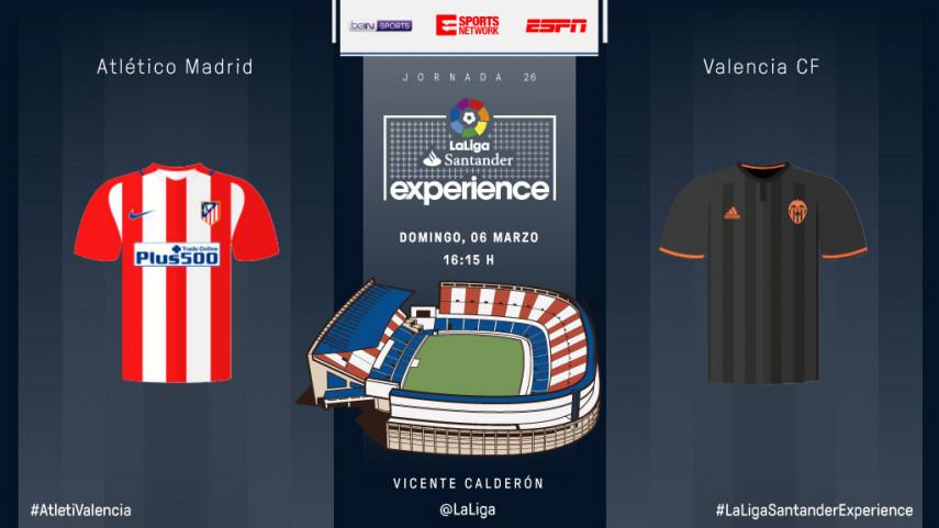 El Calderón acogerá a suscriptores de ESPN, Eleven y BeIN gracias a LaLiga Santander Experience