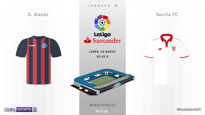 El Sevilla espera no perder la estela de los de arriba