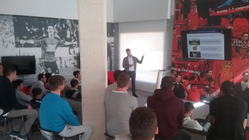 RCD Espanyol, RCD Mallorca, Málaga CF y Sevilla Atlético acogen los talleres de integridad de LaLiga