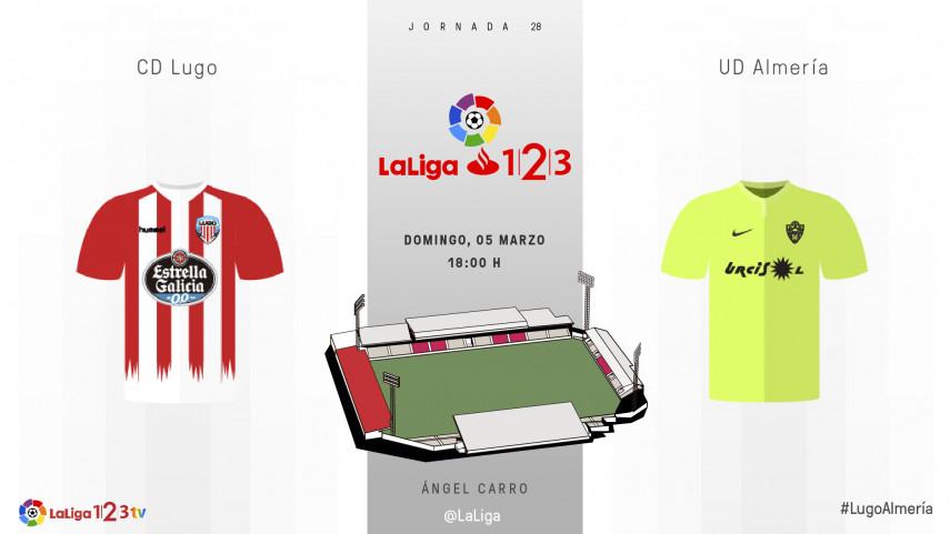 El nuevo Almería echa a andar en el Ángel Carro