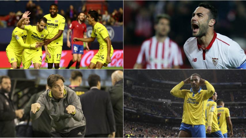 Los numeros de la jornada 25 de LaLiga Santander