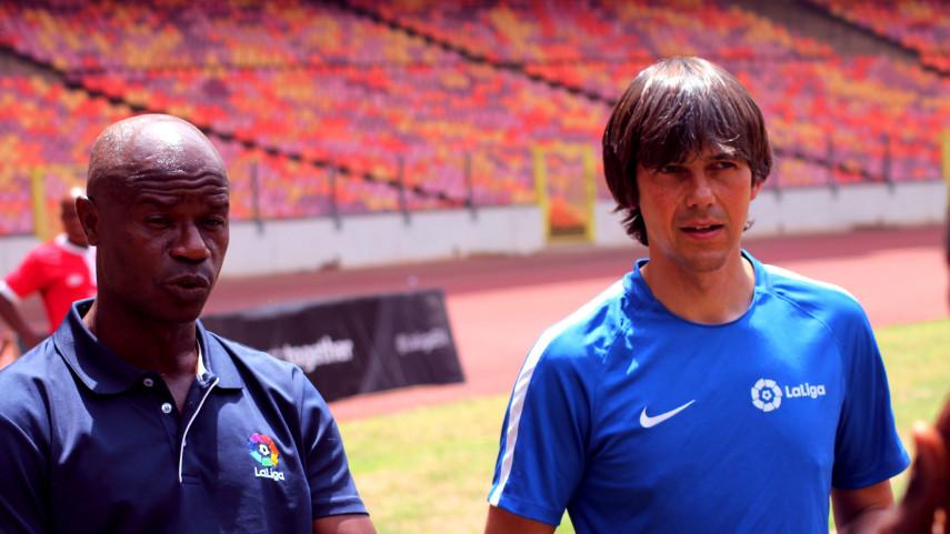 LaLiga imparte su metodología a futuros entrenadores en Nigeria