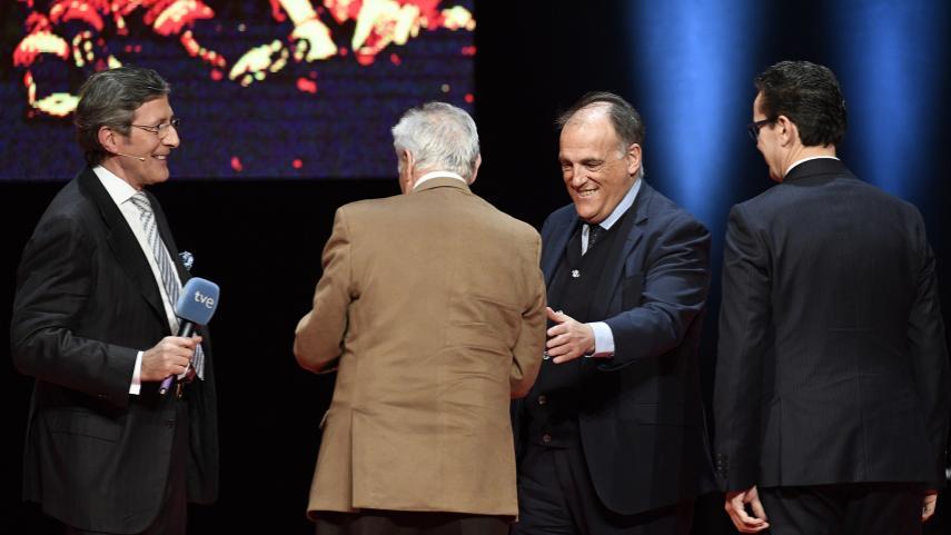 La Asociación Española de la Prensa Deportiva celebró la Gala Nacional del Deporte 2017