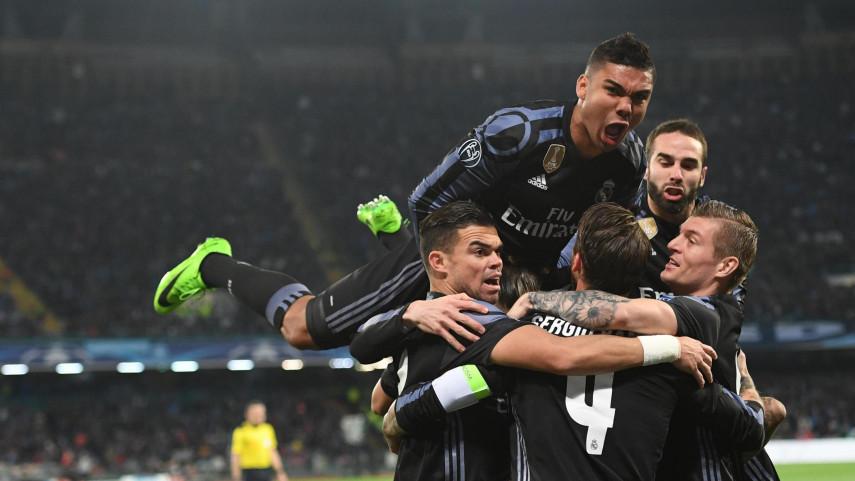 Ramos rubrica la clasificación del Real Madrid para cuartos