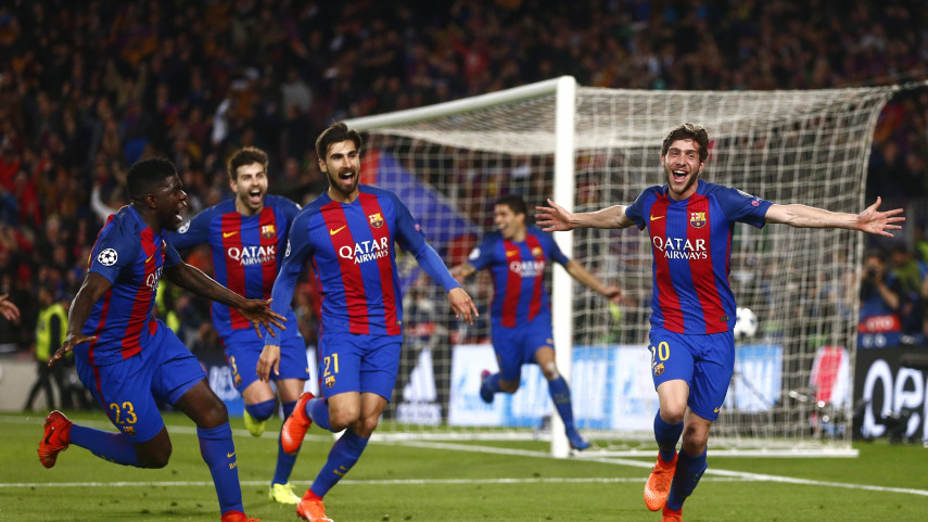 El Barcelona completa una gesta histórica