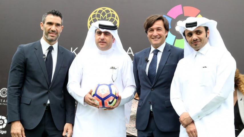 LaLiga y Katara Hospitality crean en Doha el primer LaLiga Lounge