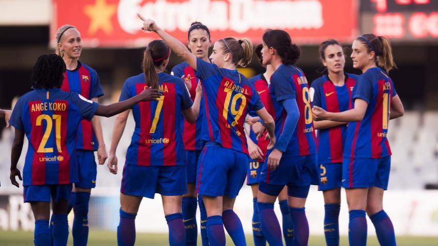 El Rosengard de la brasileña Marta espera al Barcelona