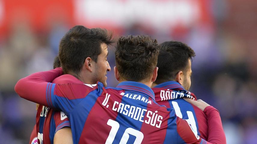 Levante y Girona se mantienen intratables en LaLiga 1|2|3
