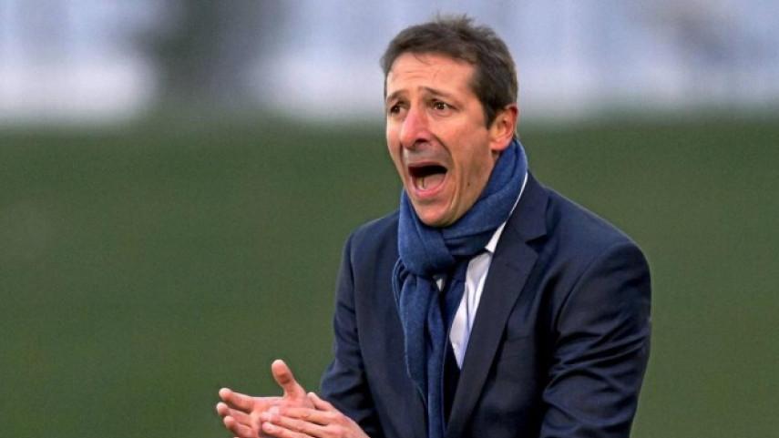 Luis Miguel Ramis, nuevo entrenador de la UD Almería
