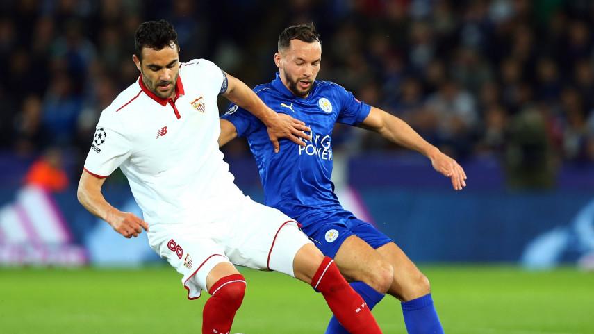 El Leicester acaba con el sueño del Sevilla