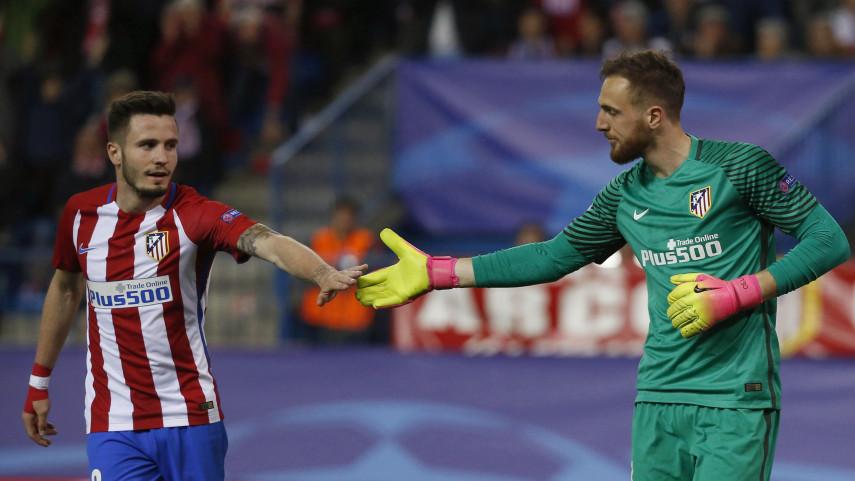 El Atlético de Madrid, tercer equipo español clasificado para los cuartos de final la Champions League