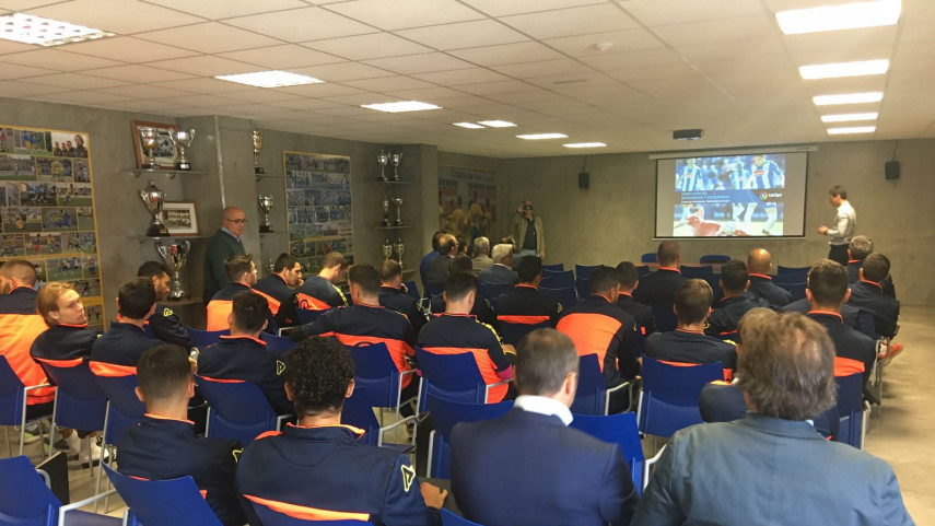 Los talleres de integridad de LaLiga visitan Canarias y Valdebebas