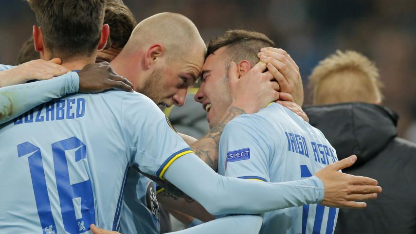 El Celta logra el pase a los cuartos de final de la UEFA Europa League por cuarta vez en su historia