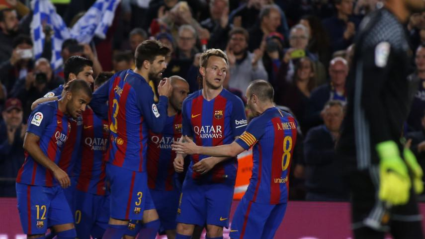 LaLiga Santander roundup: Barcelona come from behind to hit four past Valencia