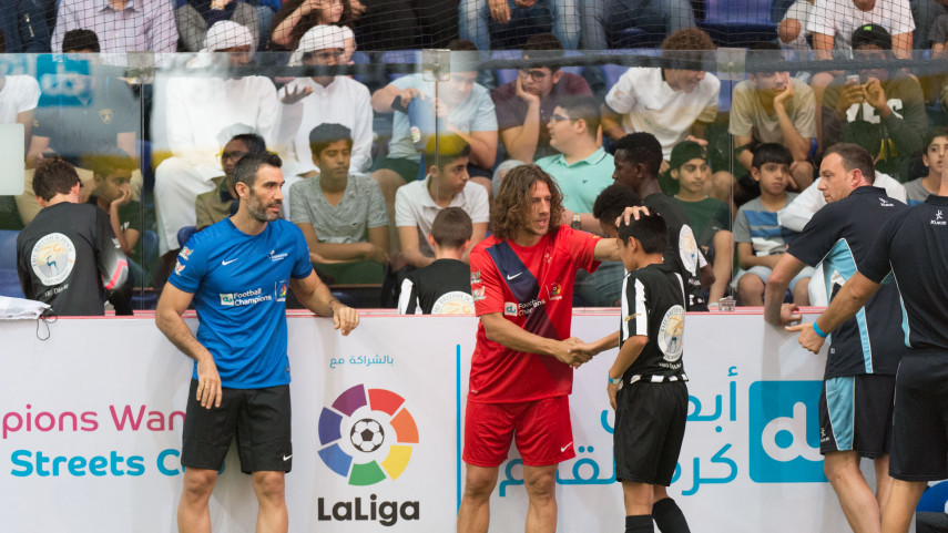 LaLiga duFC concludes highly successful second season in front of 10,000 supporters at Dubai Mall