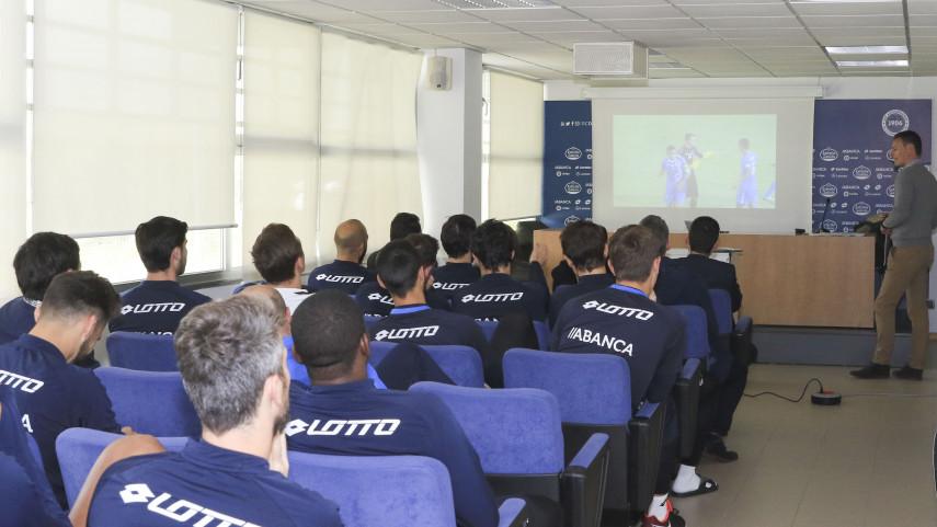 RC Deportivo y CD Lugo acogen los talleres de integridad de LaLiga
