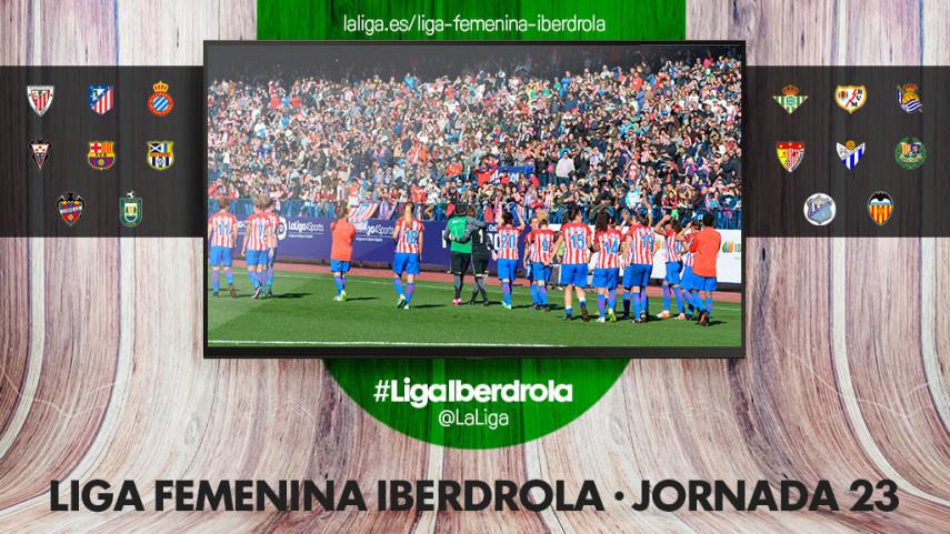 El Heliodoro y el Calderón, protagonistas de la jornada de la Liga Femenina Iberdrola