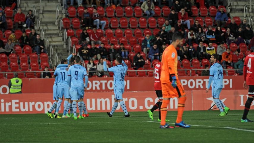 El Levante es aún más líder y la lucha por el play-off sigue emocionante