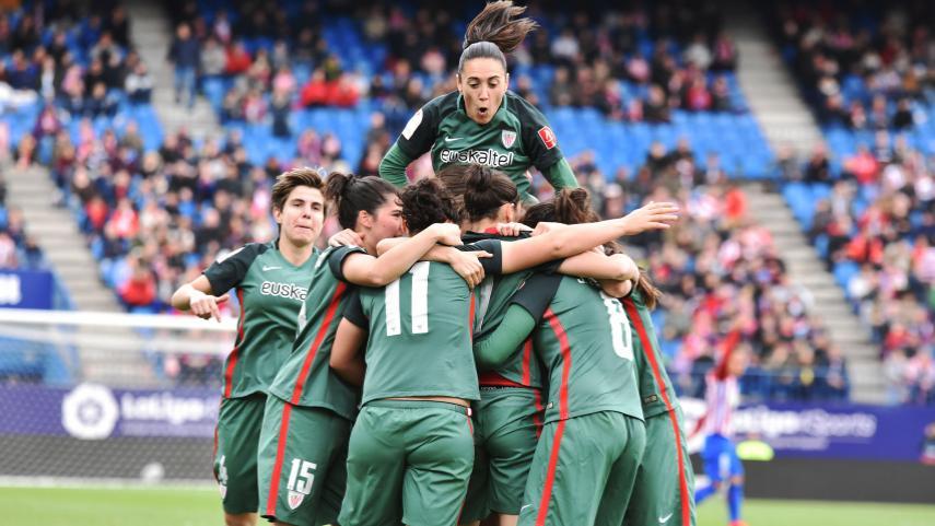 La Liga Femenina Iberdrola se aprieta en el Vicente Calderón