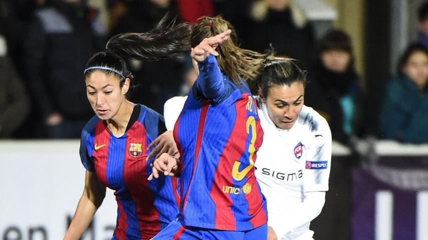 El FC Barcelona, a 90 minutos de hacer historia en la UEFA Women's Champions League