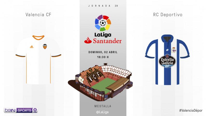 Valencia y Deportivo quieren recuperar el optimismo