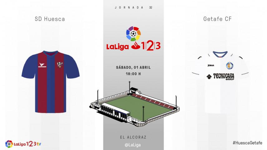 Sueños de play-off en El Alcoraz