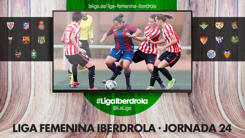 La Liga Femenina Iberdrola, más emocionante que nunca