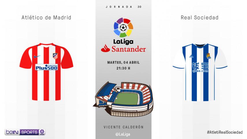 El Atlético de Madrid tiene ganas de revancha
