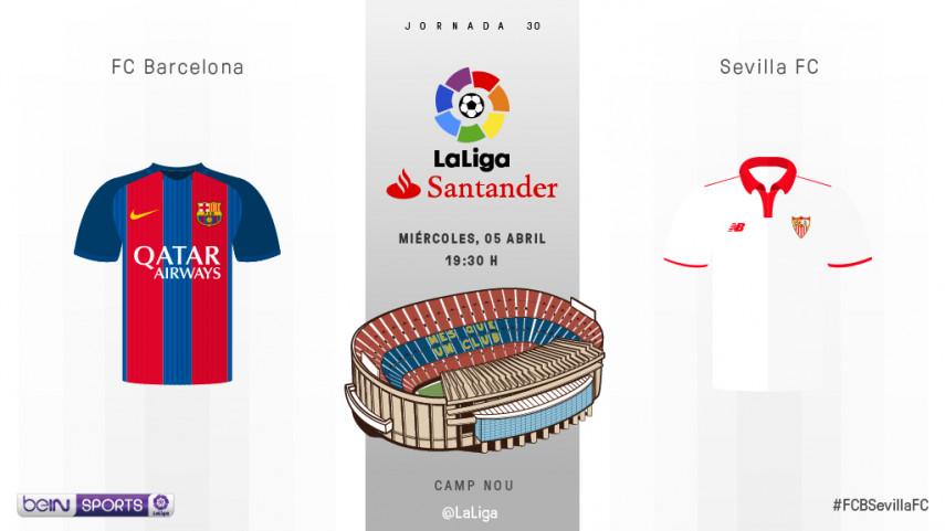 Mirar al tercer puesto en el Camp Nou