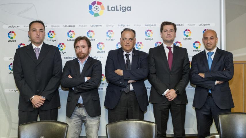 LaLiga y Jdigital firman un acuerdo para la promoción de las buenas prácticas en el fútbol