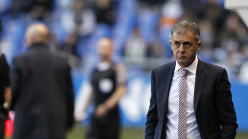 Tony Adams sustituye a Lucas Alcaraz al frente del Granada CF