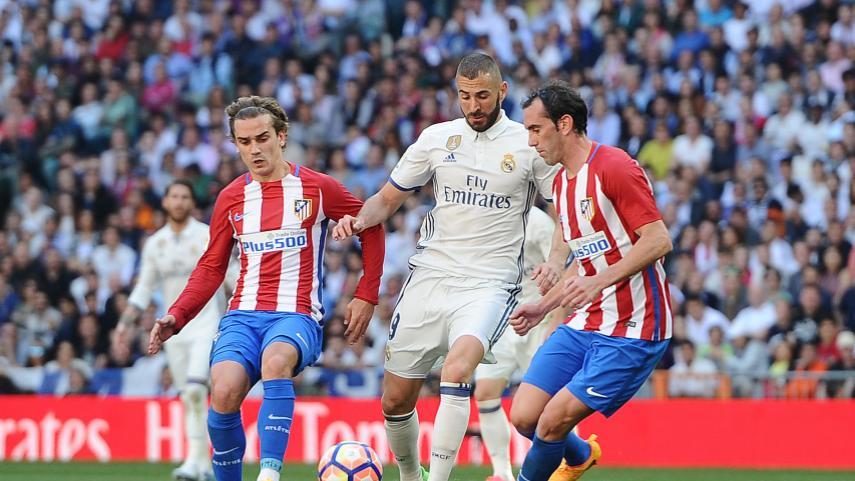 Atlético y Real Madrid se enfrentarán en semifinales de la UEFA Champions League