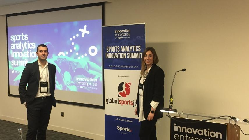 LaLiga participa en el Sports Analytics Innovation Summit de Londres