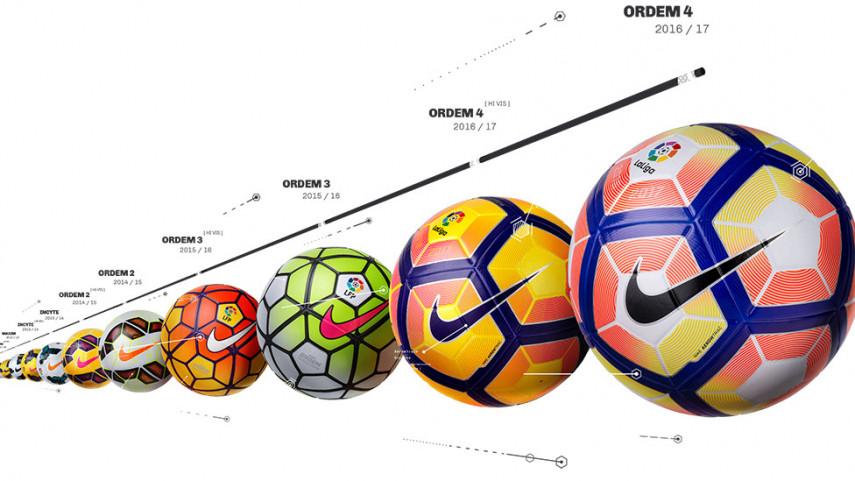 LaLiga celebra los 20 años de su acuerdo de colaboración con Nike
