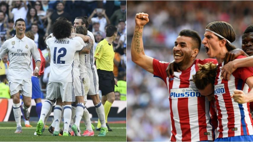 Barcelona, Atlético y Real Madrid retoman su asalto a la corona europea