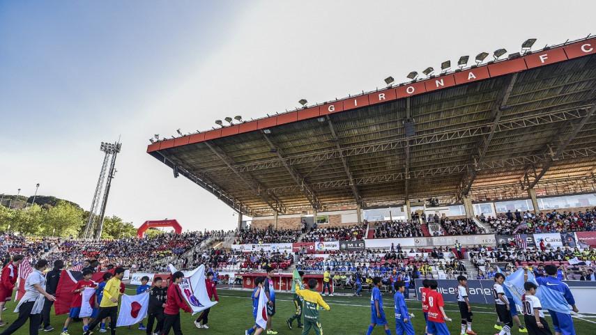 Más de 7.000 personas presencian el partido inaugural del MIC'17