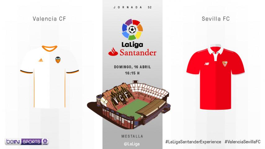 El Sevilla de Sampaoli pone a prueba la racha del Valencia