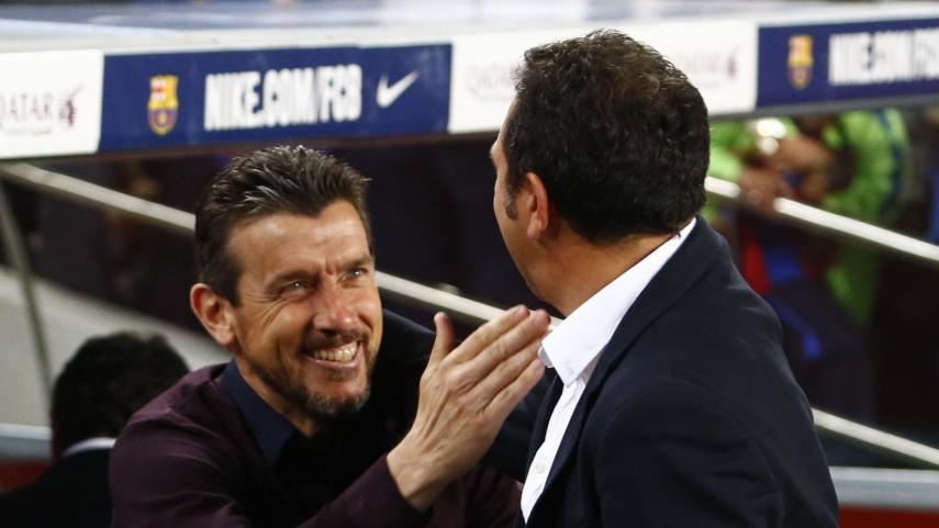 Juan Carlos Unzué, nuevo entrenador del RC Celta