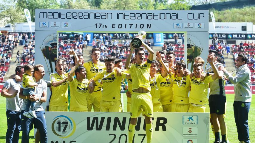 FC Barcelona, Villarreal y Espanyol ganan las finales del MIC'17 en Girona